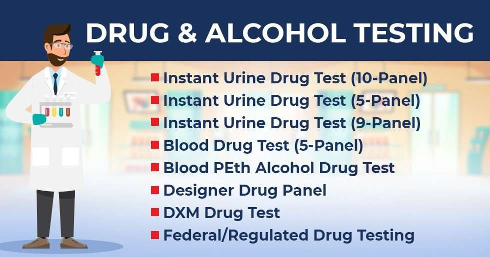 Drug Testing – It's What We Do